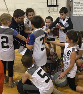 2019 New Kent Youth Basketball Photo