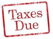 Taxes Due Dec. 7