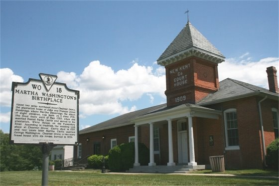 Historic New Kent Courthouse